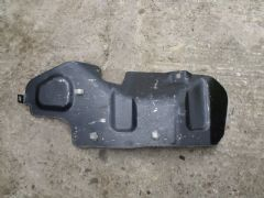 MAZDA MX5 EUNOS (MK1 1989 - 97) 1600 / 1800 FUEL PIPE PROTECTOR PANEL FROM BOOT
